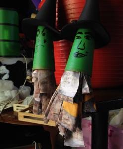 Witch tassel kits