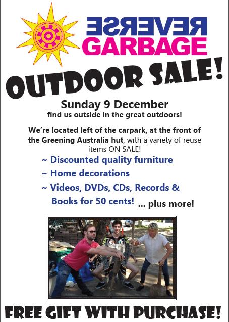 RG Outdoor Sale