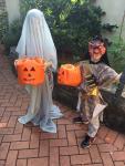 The final Halloween creations